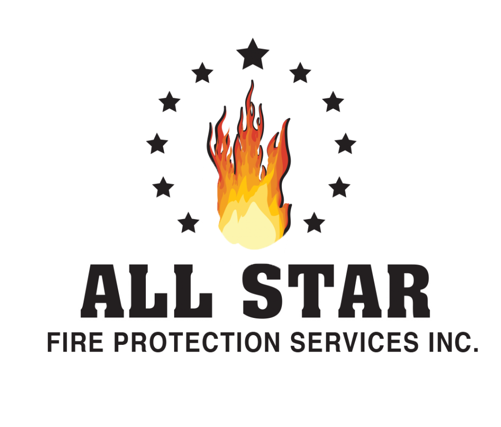 all star fire protection logo